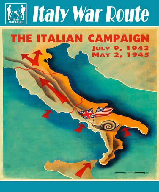 Italian War route – IT